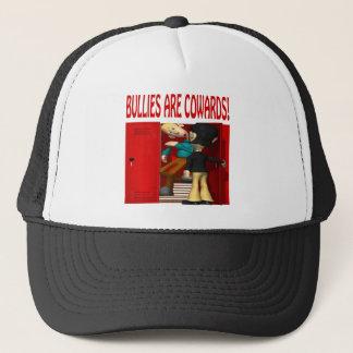 Bullies Are Cowards Trucker Hat