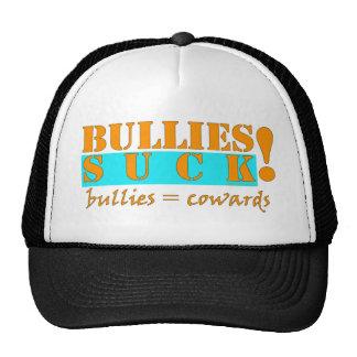 BULLIES COWARDS TRUCKER HATS