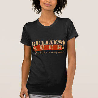 BULLIES HERE N NOW T-Shirt