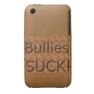 Bullies Suck! Case iPhone 3 Case