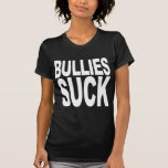 Bullies Suck Tees
