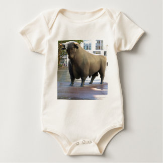 Bullish Baby Bodysuit