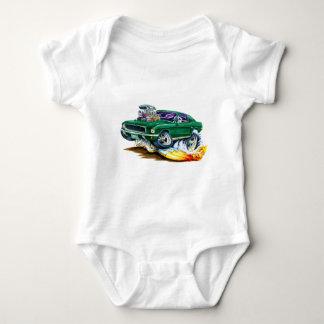 Bullitt Mustang with Big Engine Shirt