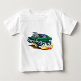 Bullitt Mustang with Big Engine Tee Shirt