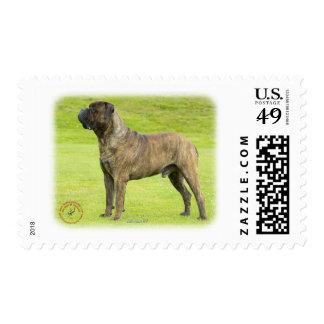 Bullmastiff 9R071D-077 Stamp