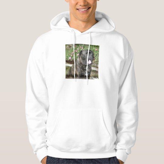 Bullmastiff Art Gifts Hoodie