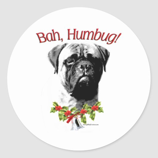 Bah Humbug Dog Gifts T Shirts Art Posters Amp Other Gift