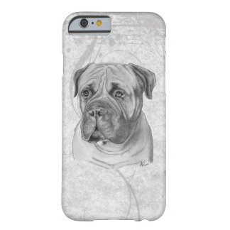 Bullmastiff Barely There iPhone 6 Case