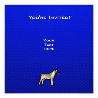 Bullmastiff Blue Announcements