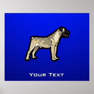 Bullmastiff; Blue Print