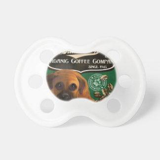 Bullmastiff Brand – Organic Coffee Company Baby Pacifiers