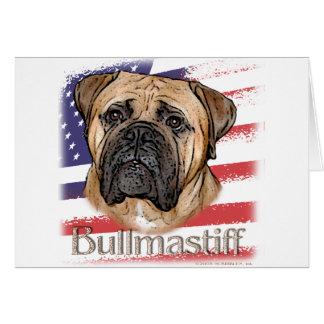 Bullmastiff Cards