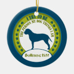 Bullmastiff   Christmas Ornament