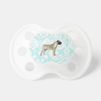Bullmastiff; Cute Baby Pacifiers