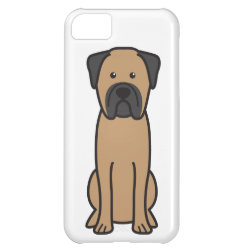 Case-Mate Barely There iPhone 5C Case with Bullmastiff Phone Cases design