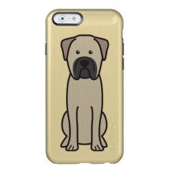 Incipio Feather® Shine iPhone 6 Case with Bullmastiff Phone Cases design