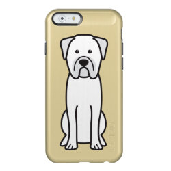 Incipio Feather® Shine iPhone 6 Case with Bullmastiff Phone Cases design