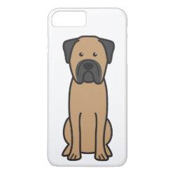 Case-Mate Tough iPhone 7 Plus Case with Bullmastiff Phone Cases design