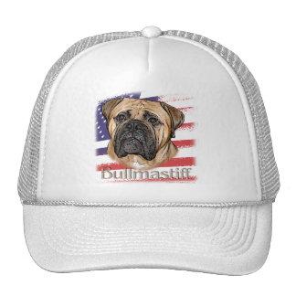 Bullmastiff Hats