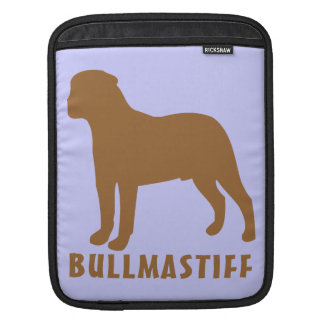 Bullmastiff iPad Sleeve