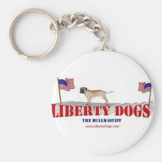 Bullmastiff Key Chains