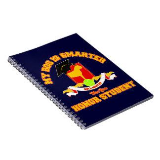 Bullmastiff Cuaderno