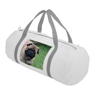 Bullmastiff lindo bolsa de deporte