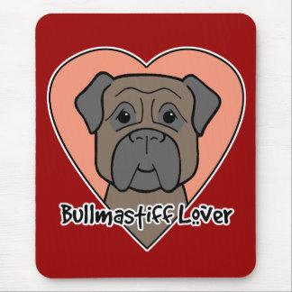 Bullmastiff Lover Mouse Mat