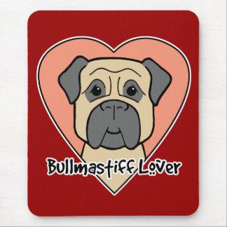 Bullmastiff Lover Mouse Pad
