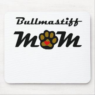 Bullmastiff Mom Mouse Pad