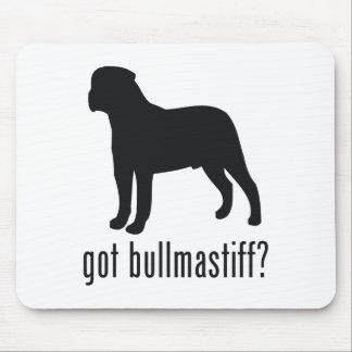 Bullmastiff Mouse Pad
