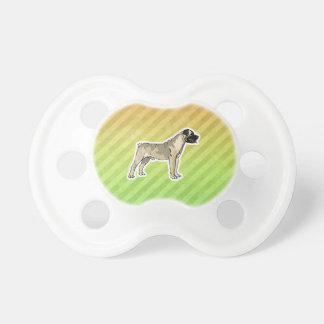 Bullmastiff Pacifiers