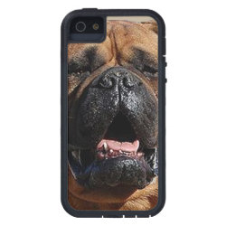 Case-Mate Vibe iPhone 5 Case with Bullmastiff Phone Cases design
