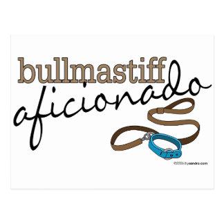Bullmastiff Postcard