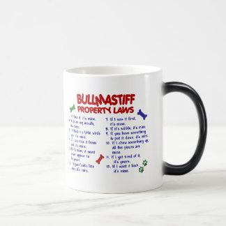 BULLMASTIFF Property Laws 2 Coffee Mugs