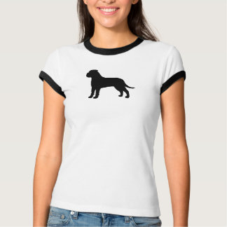 Bullmastiff Silhouette Shirt