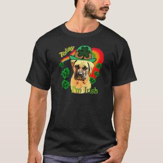 Bullmastiff St Patricks Day T-Shirt