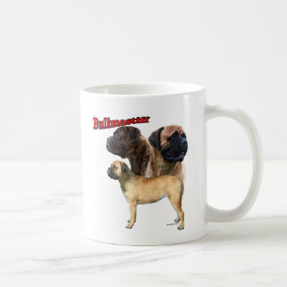 Bullmastiff Trio 2 Coffee Mug