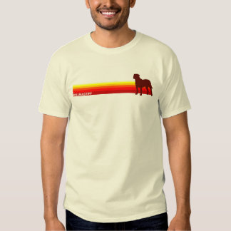 Bullmastiff With Stripes T-Shirt