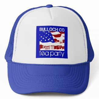 Bulloch Tea Party HAT hat