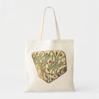 bullock in thicket tote bag