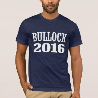 Bullock - Steve Bullock 2016 T-Shirt