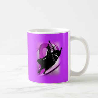 Bullrider  102 coffee mug