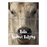 Bulls Against Bullying #3 of 7 Different Card
