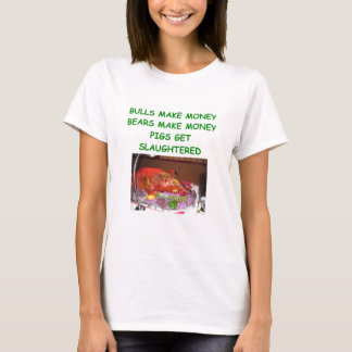 bulls and bears T-Shirt
