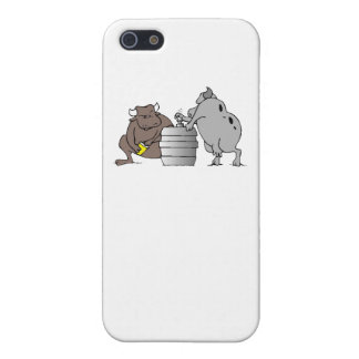Bulls And Keg Cases For iPhone 5