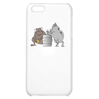 Bulls And Keg iPhone 5C Cover