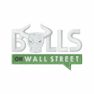 BULLS Black Track Jacket - Unisex