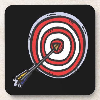 Bulls Eye 2 Coaster