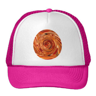 Bulls Eye #4 Trucker Hat